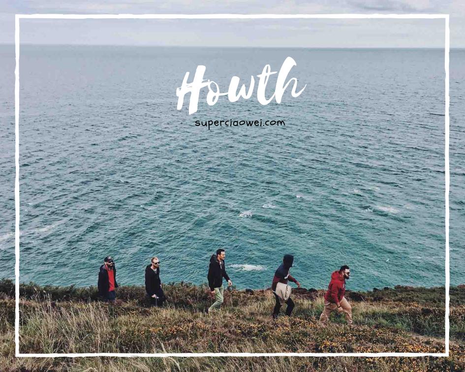 [ 愛爾蘭打工渡假 ] Howth Day Trip/ 霍斯一日遊