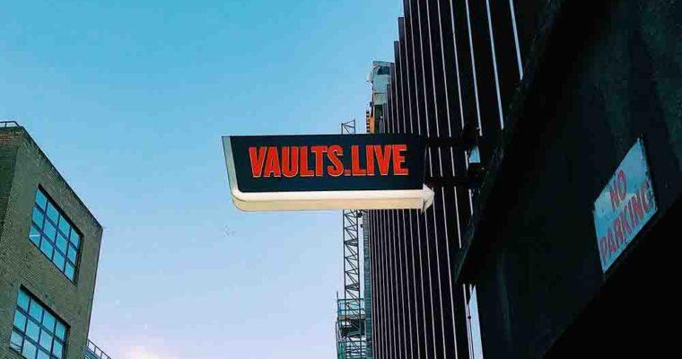 [ Dublin,Ireland ]Vaults Live 2019都柏林最新旅遊景點!