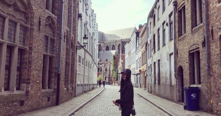 [ Belgium ] 比利時八天流浪了哪些城市呢?