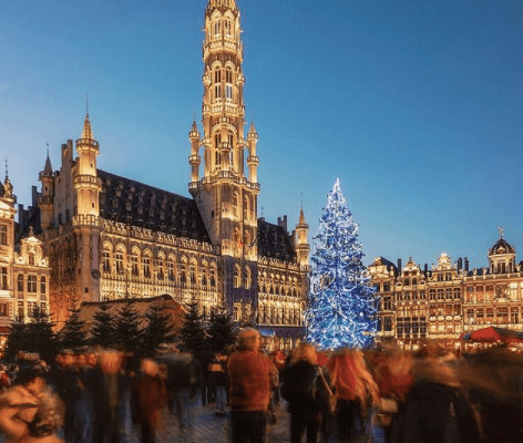 [ Belgium-Brugge ]比利時布魯日一日遊,16個必去景點推薦 (2021)